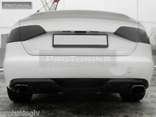 Audi A4 B8 08-16 Rear trunk spoiler S line lip back door S-Line abt s4 rs4 boot