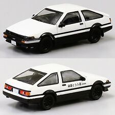 New KYOSHO Diecast mini-Car 1/64 TOYOTA AE86 Initial-D Movie Ltd. Ver. with Card
