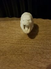 """King Kong Screaming Casted Head For Custom Figures 6-9"""" Scale"""