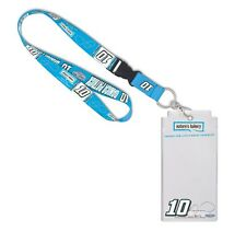 Danica Patrick 2016 Wincraft #10 Nature's Bakery Lanyard W/Credential Holder