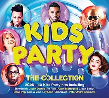 KIDS PARTY - THE COLLECTION VARIOUS ARTISTS 2CD ALBUM SET (October 23rd 2015)