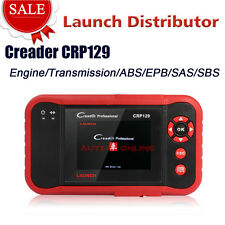 LAUNCH Creader CRP129 Diagnostic Scanner Tool ABS Airbag Engine SRS SAS Original