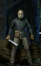 NECA JASON VOORHEES ULTIMATE Friday The 13th Lives Part 6 Vi Neca 30th Anniv