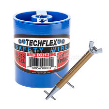 "Clamptite Kit- CLT05- 4 3/4"" Stainless/Alum Tool & 1 lb can of .025 Safety Wire"