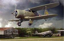 1/48 Beechcraft UC-43 Staggerwing Roden 442 Model kit