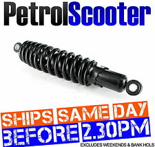 Pit Dirt Bike Motor Cycle Shock Absorber 265mm 350lbs Adjust Spring 110cc 125cc