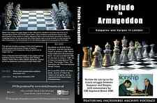 Prelude to Armageddon - Ray Keene - Chess 2 DVD set
