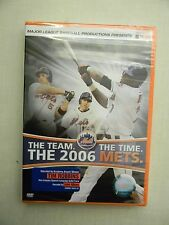 The Team, The Time, The 2006 Mets & Beisbol: The Latin Game, 2 DVD's