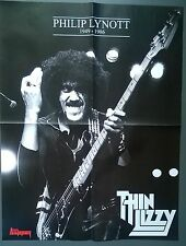 THIN LIZZY Phil Lynott /// AVENGED SEVENFOLD  Poster