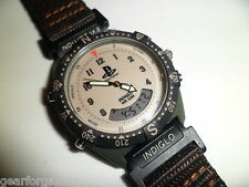 TIMEX INDIGLO EXPEDITION SONY PLAYSTATION 1 PS1 OROLOGIO DA POLSO UK EMPLOYEES