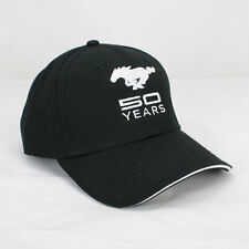 Ford Mustang 50th 50 Jahre US Muscle Car Basecap Mütze Trucker Baseball Cap NEU