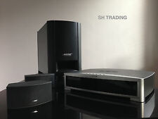 BOSE 3-2-1 321 SERIES GSX  III BUILT IN HARD DRIVE DVD HOME CINEMA SOUND SYSTEM
