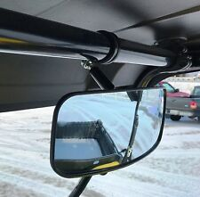 """12""""wide x 4 1/2""""tall DELUXE Panoramic Rearview mirror for John Deere 855D Gator"""