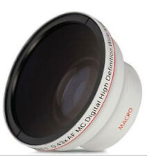 Vivitar 0.43x Wide Angle Lens Attachment for 67mm Filter Thread Silver VIV-Pro67