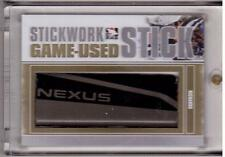 MIKE RICHARDS 13/14 ITG StickWork Game-Used Stick Work GOLD SP 1/1 One of One