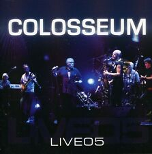 Live 05 - Colosseum (2010, CD NEUF)2 DISC SET