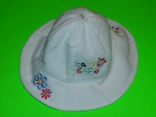 NWT BABY GAP BABYGAP INFANT GIRLS 6-12 MONTHS SUN HAT BEACH HAT TERRY CLOTH