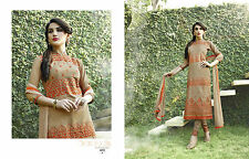 Indian Designer Pakistani salwar suit,dress materila-403 aa