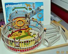 ENSEMBLE PLAYMOBIL - DOMPTEUR ENSEMBLE AVEC CAGE 4233