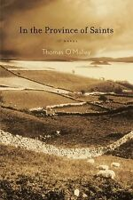 In the Province of Saints : A Novel by Thomas O'Malley (2005, Hardcover)