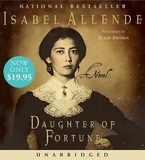 Daughter of Fortune by Isabel Allende (2008, CD, Unabridged)