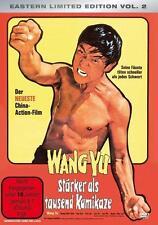 Wang Yu - Stärker als 1000 Kamikaze (2012) - FSK18 DVD