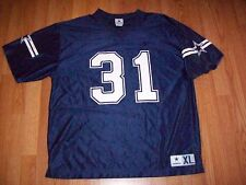 MEN'S NFL DALLAS COWBOYS RICKY WILLIAMS #31 FOOTBALL JERSEY Sz XL BLUE