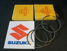 SUZUKI GT250 K/L/M/A/B/C  GT250X7 PISTON RINGS +0.50mm (2)  NOS