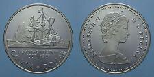 CANADA 1 DOLLARO 1987 ELISABETTA II PROOF