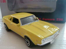 WELLY 1/64 CHEVROLET CAMARO Z28