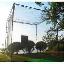 Master Cage Commercial Grade Outdoor Golf Baseball Sports Net 10 X 10 X 10 Feet!