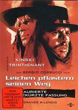 Leichen pflastern seinen Weg , restaurierte & ungeschnittene Fassung , Kinski