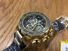 21642 Invicta Reserve 52mm Mens Subaqua Sea Dragon Swiss Chronograph Strap Watch