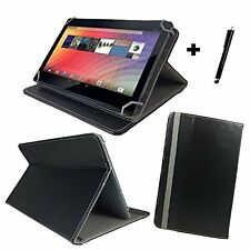 "10.1 inch Case Cover Book For Fusion5 104 GPS Tablet - 10.1"" Black"