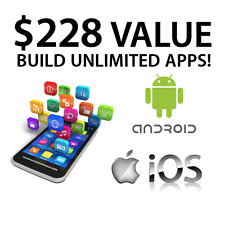 Create UNLIMITED Mobile Apps for Android, iOS -Earn Recurring Income Every Month