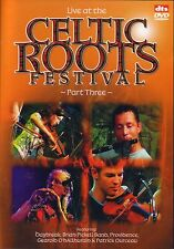 CELTIC ROOTS FESTIVAL Part Three DVD Neu OVP