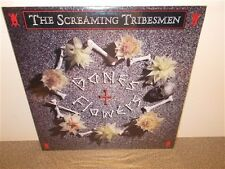 The Screaming Tribesmen . Dance & Flowers . Ryko Analogue . Sealed . LP
