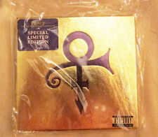 Love Symbol Album Prince Gold Special Edition box NPG-FACTORY SEALED PERFECT