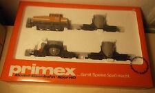 Märklin/Primex 2704 Juego trenes Tren de molino de acero nuevo en emb. orig.