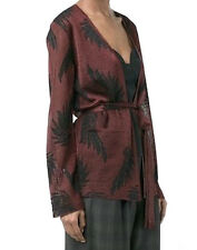 NEW FAB DRIES VAN NOTEN JENGO CARDIGAN, S