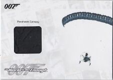 JAMES BOND 2014 ARCHIVES JBR29 PARAHAWK CANOPY RELIC THE WORLD IS NOT ENOUGH