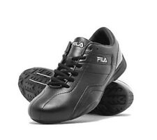 FILA 1SC50000 EXALADE BLACK/SILVER MENS TRAINING SHOES SZ 8.5 NEW
