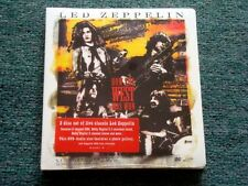 LED ZEPPELIN How The West Was Won(DVD-AUDIO)2 Disc Set--FACTORY SEALED & RARE