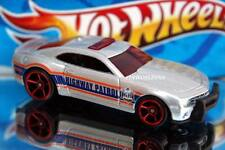 2015 Hot Wheels City Police Pursuit 2010 Chevy Camaro SS