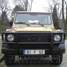 Rammschutz Frontbügel Bull Bar Mercedes G 460 461 Edition30Pur Professional Wolf