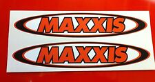 Maxxis Tire Tyres Drift Stickers 200mm Decals Sticker Decal Stickers Maxis
