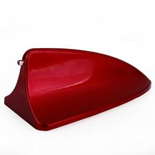 Car Decor Red Shark Dummy Roof Top Mount Aerial Antenna For Honda Accord CRV AM