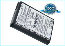 3.7V battery for Samsung ES70, ST100, DV90, ST80, ST91, ST93, ST76, PL101, ES65,