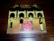 The Bill Hilly Band - All Day Every Day 2002 New Sealed Canadian Folk CD Canada