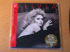 "OLIVIA NEWTON-JOHN ""Soul Kiss"" Japan mini LP SHM CD"